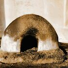 Taos Adobe Oven (Horno) by TWindDancer