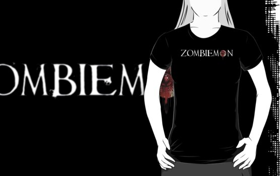 Zombiemon by RPGesus