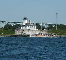 Rose Island Lighthouse, RI by Tmac02892