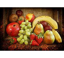 Fruit Salad Photographic Print