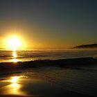 Byron Sunrise by acapturedmoment