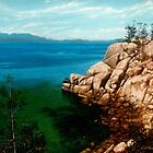 Bright Point - Magnetic Island by Cary McAulay