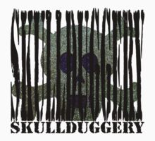 Skullduggery  by DoreenPhillips
