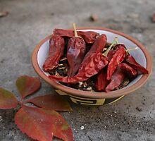 Chilis by Enrique Capone