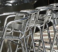 Silver Chairs by gcampbell