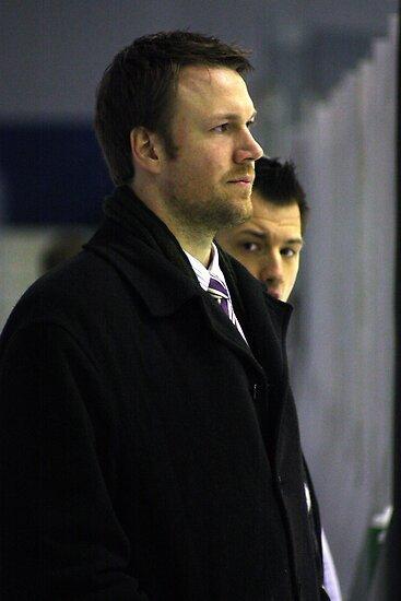 The Coach by Ian Coyle