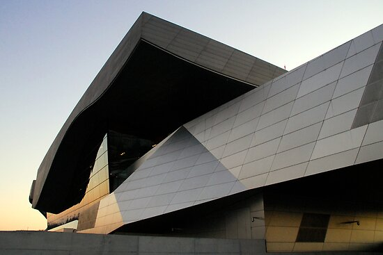 BMW Welt - Corners by Kasia-D
