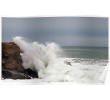 The Raging Sea Poster