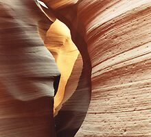 Antelope Canyon, AZ by Desertwayfarer