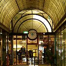 Cathedral Arcade, Melbourne by Rhoufi