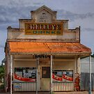The Corner Store by Rod Wilkinson