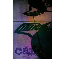 s h a d o w c a f e  Photographic Print