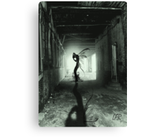 Skin Walker Canvas Print