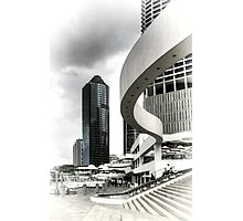 Riverside Architecture, Brisbane, Australia Photographic Print