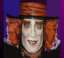 Buoyant Mad Hatter 2 by m catherine doherty