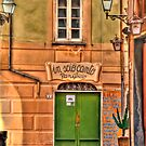 Camogli alley by oreundici
