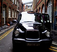 taxi!!! by charliethetramp
