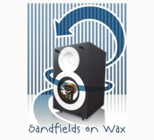 Sandfields on Wax T-Shirt by jay007