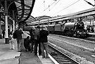 Train Spotting by Ray Clarke