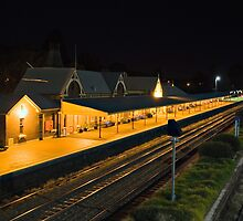 Cootamundra Railway Station by GailD
