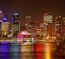 City of Sydney by demdra