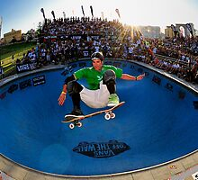 Bob Burnquist - Bondi Bowlarama 2010 by Bill Fonseca