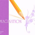 Pencil IMAGINATION by dhmig