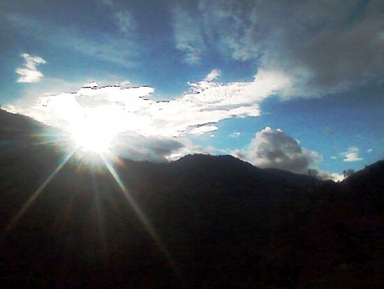 bridge of earth & sky by bishan