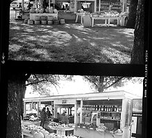 Produce Stand, Garland, Texas by Mark W. Smith