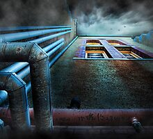 Pipe dreams by Adrian Donoghue