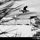 Back Side 360 Method grab by Tyler Sladen