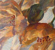 Bev's Blossoms by Deborah Younglao