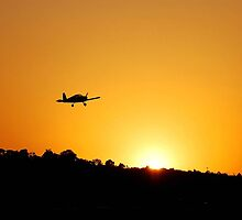Torrance Airport by Walt Conklin