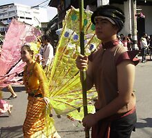 Chiang Mai Parade. by Mywildscapepics