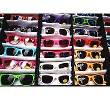 80's Sunglasses, Camden Markets - London Photographic Print
