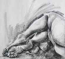 Life study legs only by Mick Kupresanin