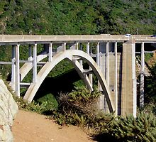Bixby Creek Bridge by djphoto