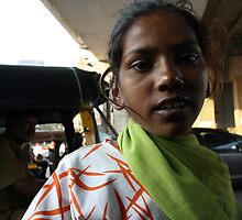 Street Urchin, Mumbai, India by RIYAZ POCKETWALA
