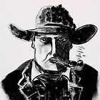 Cowboy Vlaminck by Sonny  Williams