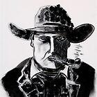 Cowboy Vlaminck by Sonny  Williams
