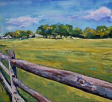 Pennsylvania Farm by Michael Creese