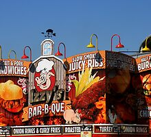 Bar-B-Que For Your Hunger... by artisandelimage