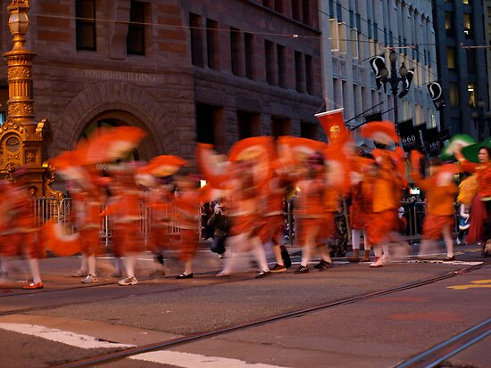 Chinese New Year Parade San Francisco 2 by MichaelBr
