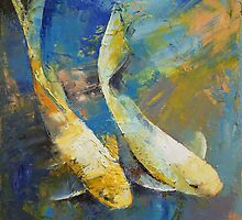 Wandering by Michael Creese