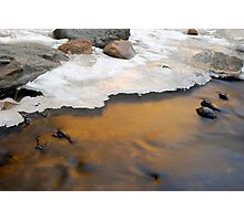 Bear Creek Reflection Photographic Print