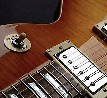 Guitar Icon : '59 Flametop Les Paul by Nick Bland