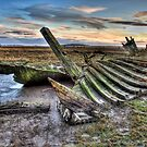 Shipwreck at Fleetwood by gemsy62