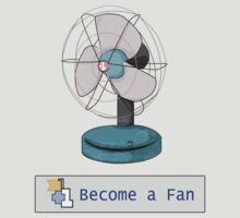 Transform into a fan. by EskimoGraphics