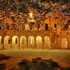 Great Court | The University of Queensland  by RONI PHOTOGRAPHY