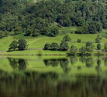 Rydal Water in August by VoluntaryRanger